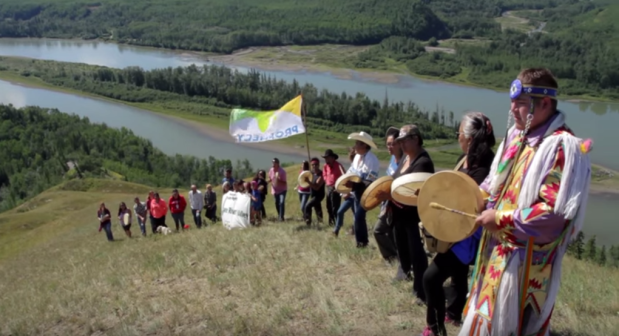First Nations Seek Injunction To Stop Site C Dam Work, Destruction Of Eagle Nests